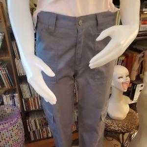 H&M Grey Cargo Pant